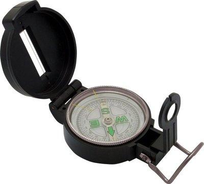 【山野賣客】OFF TRACKS 觀測指南針 放大鏡  PLR203