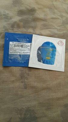 【紫晶小棧】SHISEIDO 資生堂 新豔陽 夏 水離子輕香防晒露 2ML  SPF50/ PA+ (現貨6個) 防曬 高雄市
