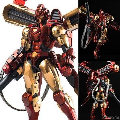 JAMES ROOM#日本代購千值練RE:EDIT IRON MAN 12 鋼鐵人魔化裝甲