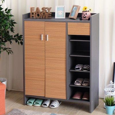 DL-3823-高台置物鞋櫃收納28雙鞋