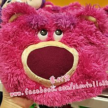 現貨 香港 迪士尼代購 Disney 玩具總動員 toys 熊抱哥 收納包 化妝包 (香代兒)