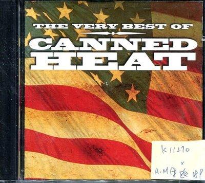 *真音樂* THE VERY BEST OF CANNED HEAT 歐版 二手 K11270 (封底破)(下標賣1)