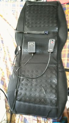 歌林,座椅式,涼風舒壓,按摩墊