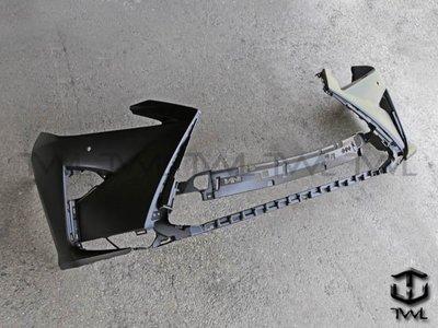 《※台灣之光※》全新凌志LEXUS RX450H 16 17 18年原廠型單前保桿皮RX270 RX350