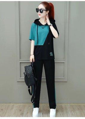 休閒服 時尚 連帽套裝 版型挺 布料柔軟時尚有型 原價2080特惠價1590