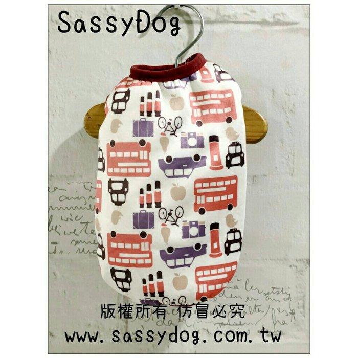 SassyDog 寵物服飾用品批發💥車子保暖背心/保暖衣💥狗衣服批發
