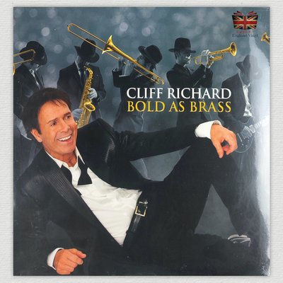 [英倫黑膠唱片Vinyl LP] 克里夫里察 / 盡情搖擺 Cliff Richard / Bold as Brass