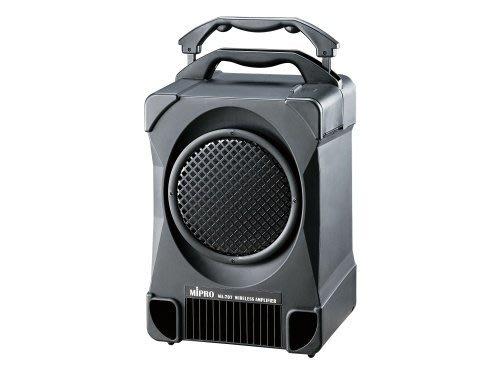 【ZERO 3C】MIPRO 嘉強 MA-707 專業型手提式無線擴音機(雙頻道) @含稅發票