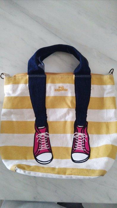 日本Mis zapatos刺繡高跟鞋美腿包
