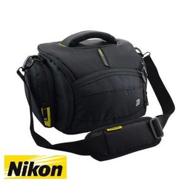 Nikon 單眼相機包 數位相機包 攝影包 相機包 單肩包 側背包 單眼 類單 一機二鏡+閃光燈 側背 防水
