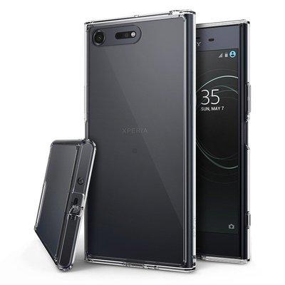 Sony手機殼 Rearth ringke fusion 索尼XZ Premium手機殼保護套透明硅膠防摔 台北市