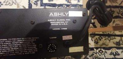 Ashley 美國制4路電子分音器 JBL 43xx最合適用不到便宜賣功能正常