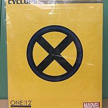全新正版Mezco One:12 Cyclops DC Marvel Legends SHF Mafex Neca Select X-Men
