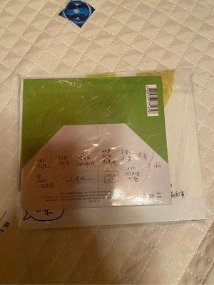 吳清峰 蘇打綠 2012全新cd含預購品
