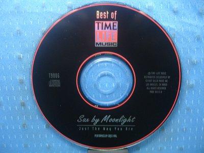 [無殼光碟]GC  Sax by Moonlight: Just the Way You Are MADE IN USA