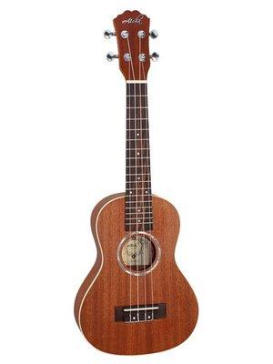 【名人樂器全館免運】Aloha UK-400 23吋 桃花心木 烏克麗麗 附琴袋