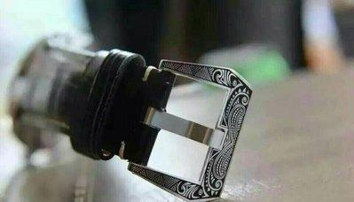【SUM錶配】 克羅心款 雕刻M扣 22MM/24MM/26MM 有logo款 替代 沛納海 錶扣