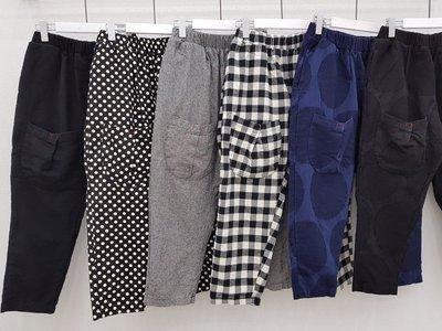 蘋果樹 韓國服飾~Ricco九分褲。現貨 點點&格紋 新北市