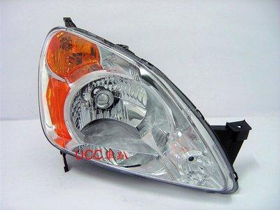 【UCC車趴】HONDA 本田 CR-V 二代 03 04 CRV 2代 原廠型 晶鑽大燈 (TYC製) 一組4600