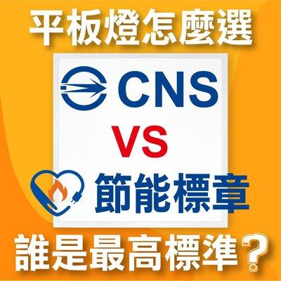 平板燈怎麼買?怎麼選? CNS和節能標章,誰才是國家最高標準