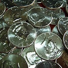 Classic Magic 美國進口2015年份 ~美金五角 Half Dollar