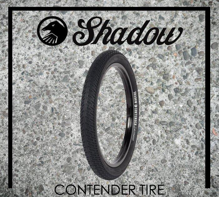 [Spun Shop] THE SHADOW CONSPIRACY Contender Tire 街道外胎