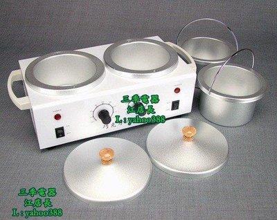 【W電器設備】雙鍋隔水加熱巧克力爐 巧克力鍋 恆溫控制 DIY雷神巧克力526