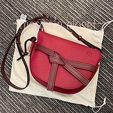 全新真品 Loewe Gate Small handbag bag 全皮手袋 clutch bag 斜背袋