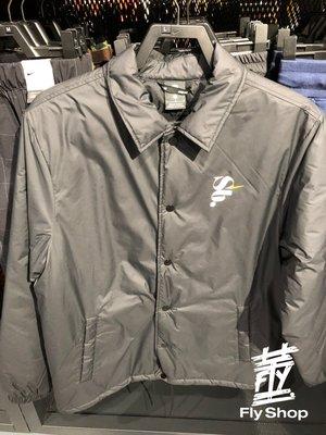 [飛董] NIKE SB SYNTHETIC FILL THERMORE 鋪棉 教練外套 男裝 CD8810-010 黑
