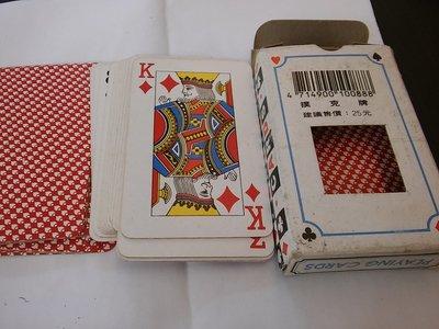 早期進口的撲克牌 playing card