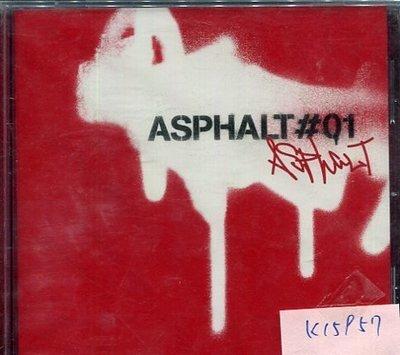 *真音樂* ASPHALT / ASPHALT 日版 二手 K19557