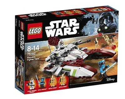 Lego樂高_星際大戰 Republic Fighter Tank(預購)
