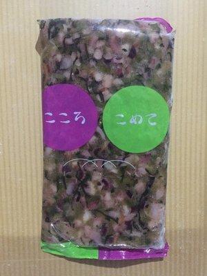 ※御海榮鮮※ 芥末章魚 超好吃日式小菜 吃一次就愛不釋手 山葵章魚