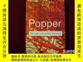 簡書堡TheLogic of Scientific Discovery奇摩117832 Karl Popper Rout