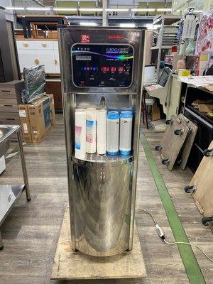吉田二手傢俱❤力霸牌冰溫熱三用飲水供應機 飲水機 冰溫熱飲水機 開飲機