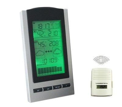 無線傳輸 溫濕度  大氣壓力 計 ( 大氣壓力 溫度 溼度 計 無線 氣象站 )