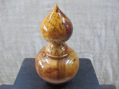 二手舖 NO.4170 天然原木 血龍木 木雕擺飾 小聚寶盆 聞香瓶 重油 閃花 帶財