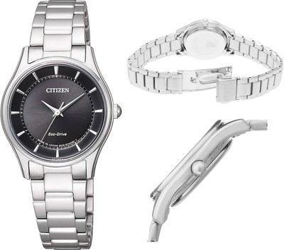 日本正版 CITIZEN 星辰 EM0400-51E 光動能 手錶 女錶 日本代購