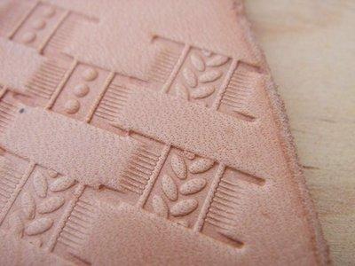 老約翰皮雕  JOHN LEATHER 鋼製 大 精細手工打造  皮雕工具 皮雕材料