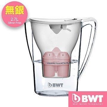 {藤井小舖} BWT 德國倍世 Mg2+鎂離子健康濾水壺-母嬰款 2.7L
