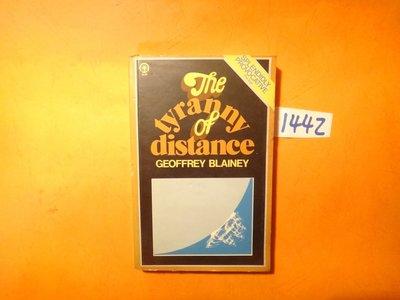 【愛悅二手書坊 12-11】The Tyranny of Distance