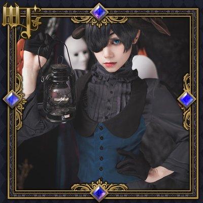 奇奇【三町目】黑執事cos夏爾cosplay服裝夏爾萬圣節動漫cos服裝