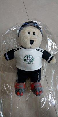 絕版Starbucks星巴克熊寶寶:2005年特殊款-Thrive 05