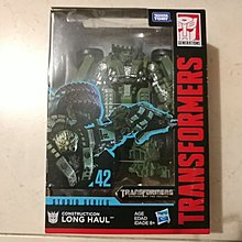 變形金剛 Transformers Studio Series SS-42 Movie Voyager Long Haul