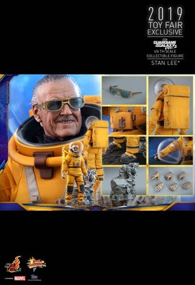 Hottoys Stan Lee2.0