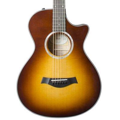 【幫你買】Taylor 412ce 12-Fret Grand Concert原聲電吉他帶錶殼 全新