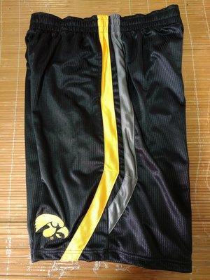 NCAA-愛荷華大學-籃球褲