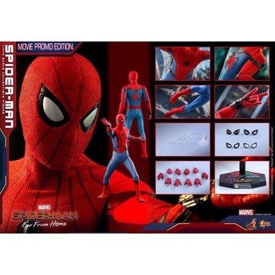 Hot Toys MMS535 限量款 蜘蛛人 電影宣傳版 特價~9000含運