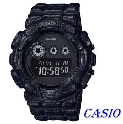 CASIO卡西歐G-SHOCK 街頭新時尚人氣暢銷款數位設計GD-120BT-1 GD-100GB GA-100BT