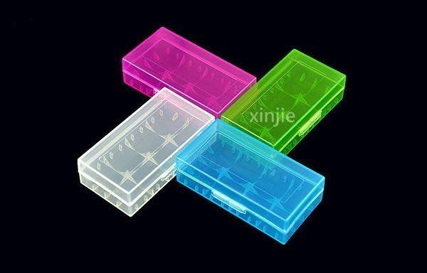 《宇捷》【E40】18650 鋰電池 收納盒 16340